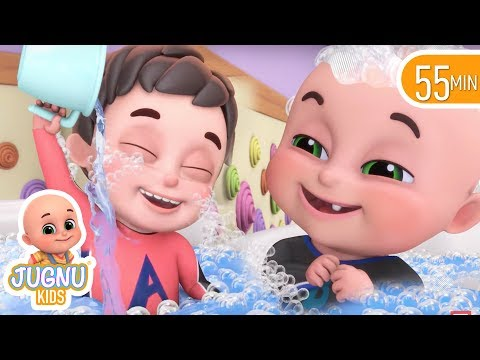 if you are happy and you know it | Nursery Rhymes collection from Jugnu Kids