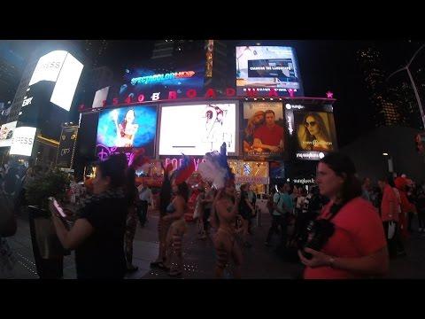 New York'a Gidiyoruz! | Times Square | Manhattan - Vlog #33