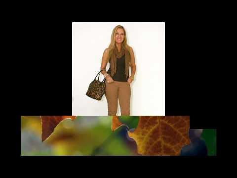 Combinando un pantalon cafe claro / Brown pants
