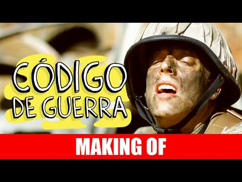 Making of – Código de Guerra