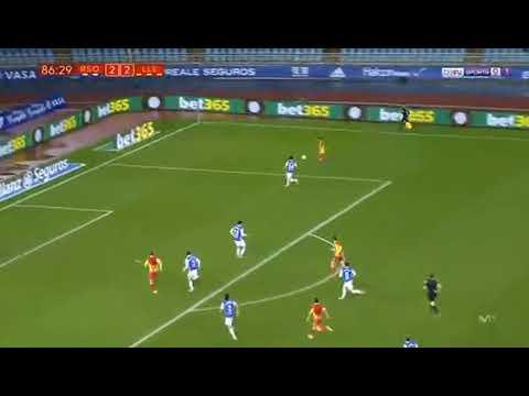 Bojan Radulovic  Goal HD - Real Sociedad vs Lleida 2-3 29.11.2017