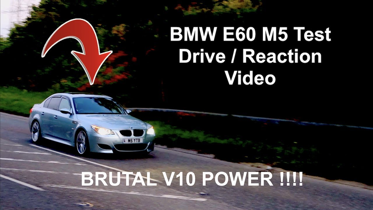 Surprising My Friend With A BMW E60 M5 ! *His Reaction Was Brilliant*