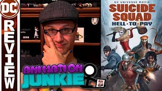 Animation Junkie: Suicide Squad - Hell to Pay