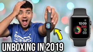 Apple Watch Series 3 GPS 42mm UNBOXING in 2020 Giveaway Results