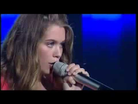 Israeli singer performs the song 'One of us' by Joan Osborne