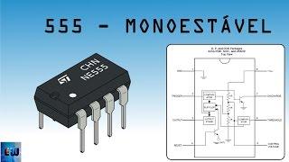 Temporizador com CI 555