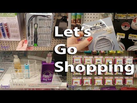 [vape] Shopping for vape stuff at Harbor Freight, JoAnn, Target, more