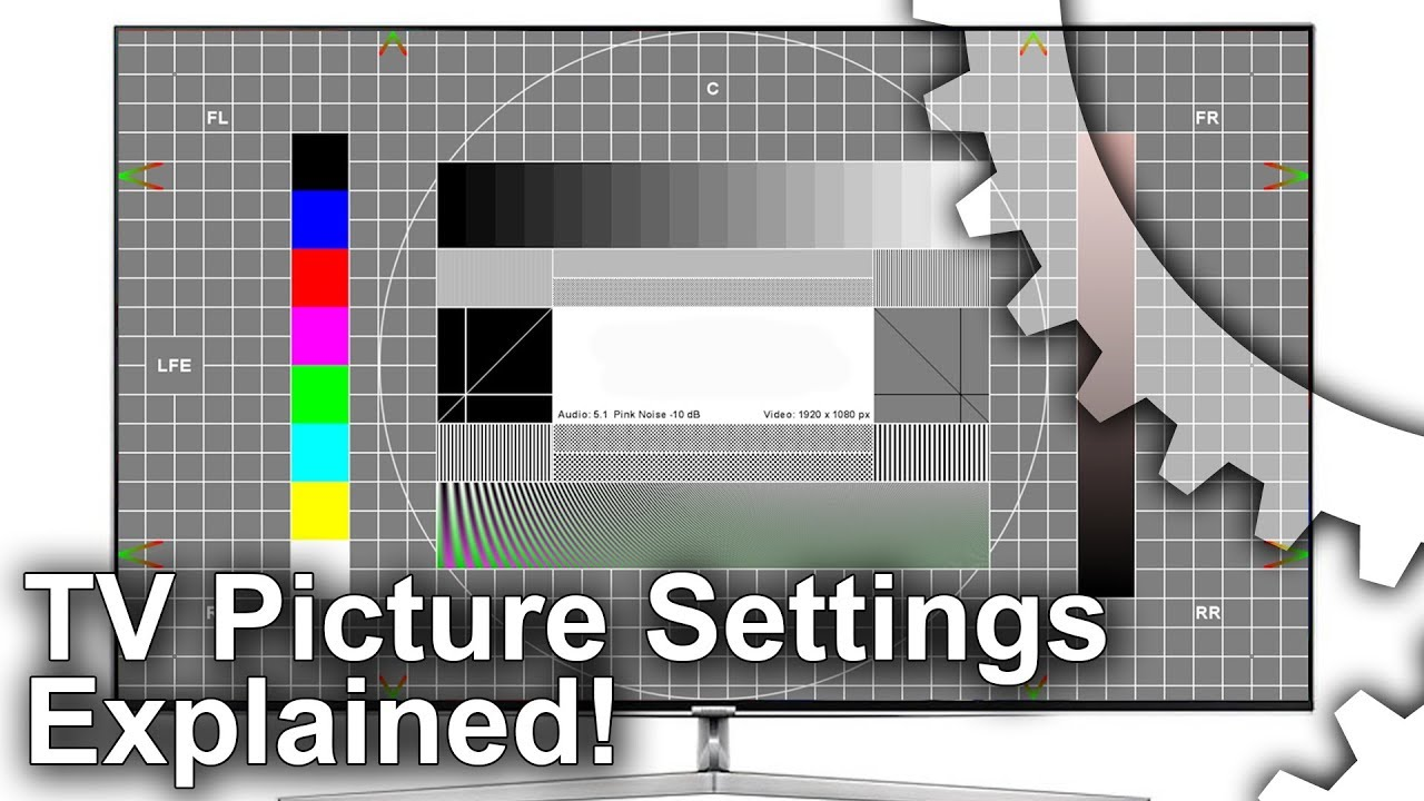 HDTV Settings Explained: Get The Best Gaming Picture!
