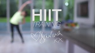 Workout routine - High Intensity Interval Training (HIIT) | F&F Active