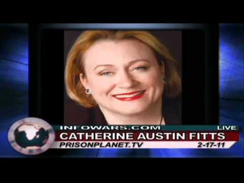 Catherine Austin Fitts : Global Debt Exchanged for Equity Swaps Completes Bankster Coup