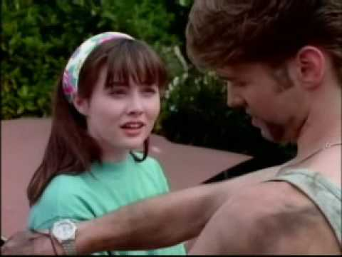 Beverly Hills 90210--Isn't it Romantic episode