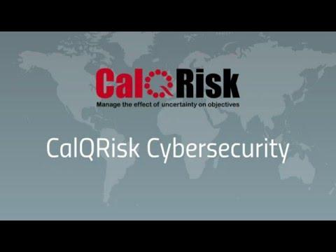 Cybersecurity Risk Management - CalQRisk