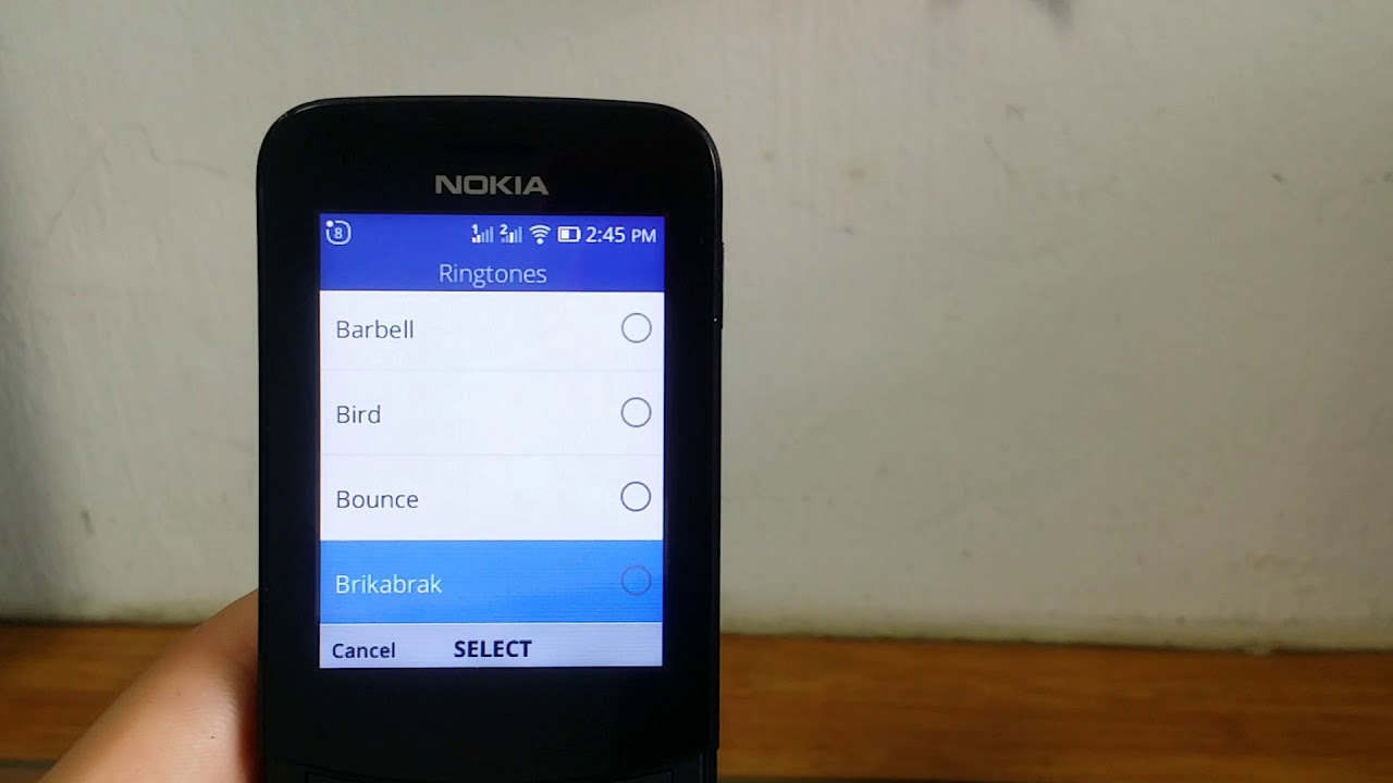 SUONERIA NOKIA 8910 SCARICARE