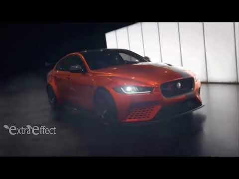 2017 LA Auto Show New Jaguar XE Project 8 and Range Rover PHEV in Los Angeles Full HD