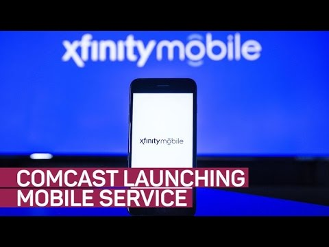 Comcast's Xfinity Mobile is now available in all the company's markets