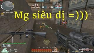 [ Bình Luận CF ] M16A3 LMG - Tiền Zombie v4