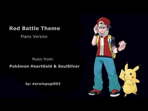 Red Battle Theme (Piano Version) by kerwinpogi092 [HD]