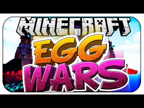 EggWars Minecraft  -  Camperos y Hacker  vs  Jonni!!  Quien ganará??