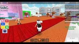 Being a baby in Roblox  Telling poeple they are my parents trolling!