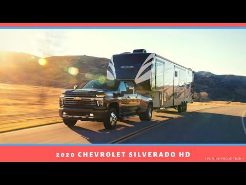 2020 Chevrolet Silverado HD | The strongest pickup in America