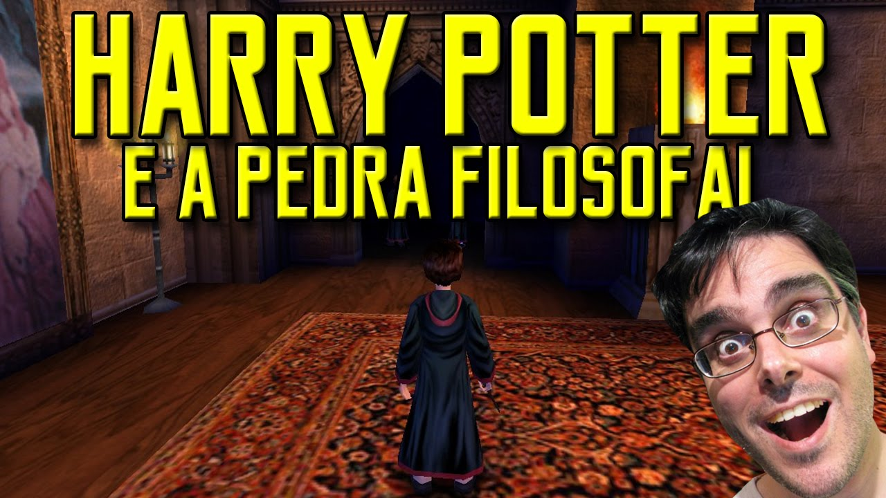 "Harry Potter É A Pedra Filosofal throughout olha essa dublagem"" - harry potter e a pedra filosofal   pc - youtube"