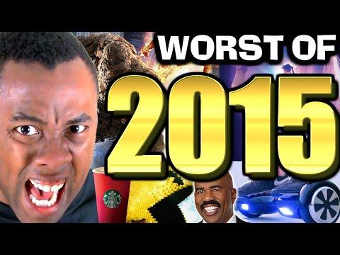WORST OF 2015 : Black Nerd Rants