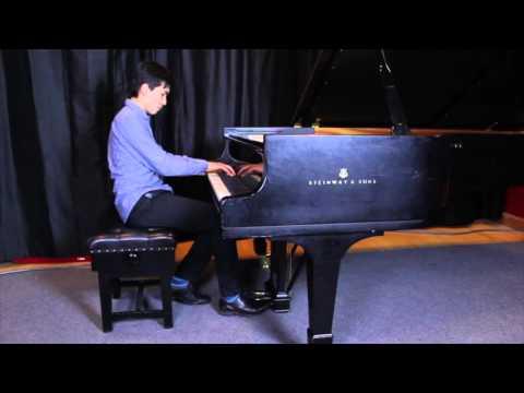 How Great Thou Art - piano solo arrangement
