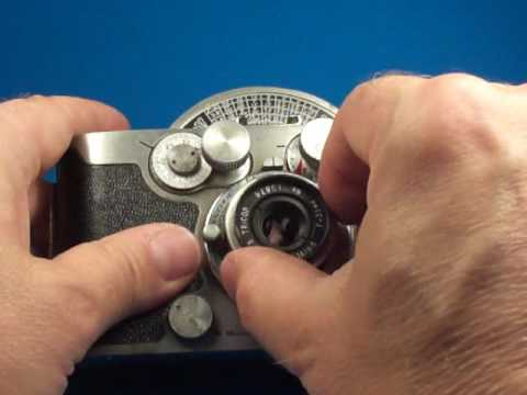 Mercury II model CX camera