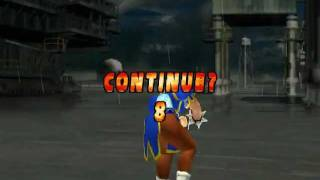 Game Over: Street Fighter EX2 Plus