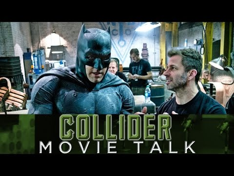 Collider Movie Talk - Batman V Superman Director and Cast Respond To Critics