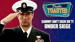 UNDER SIEGE - MOVIE REVIEW HIGHLIGHT - Double Toasted