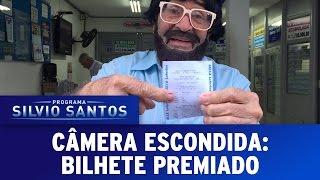 Câmera Escondida (07/08/16) - Remake da Pegadinha