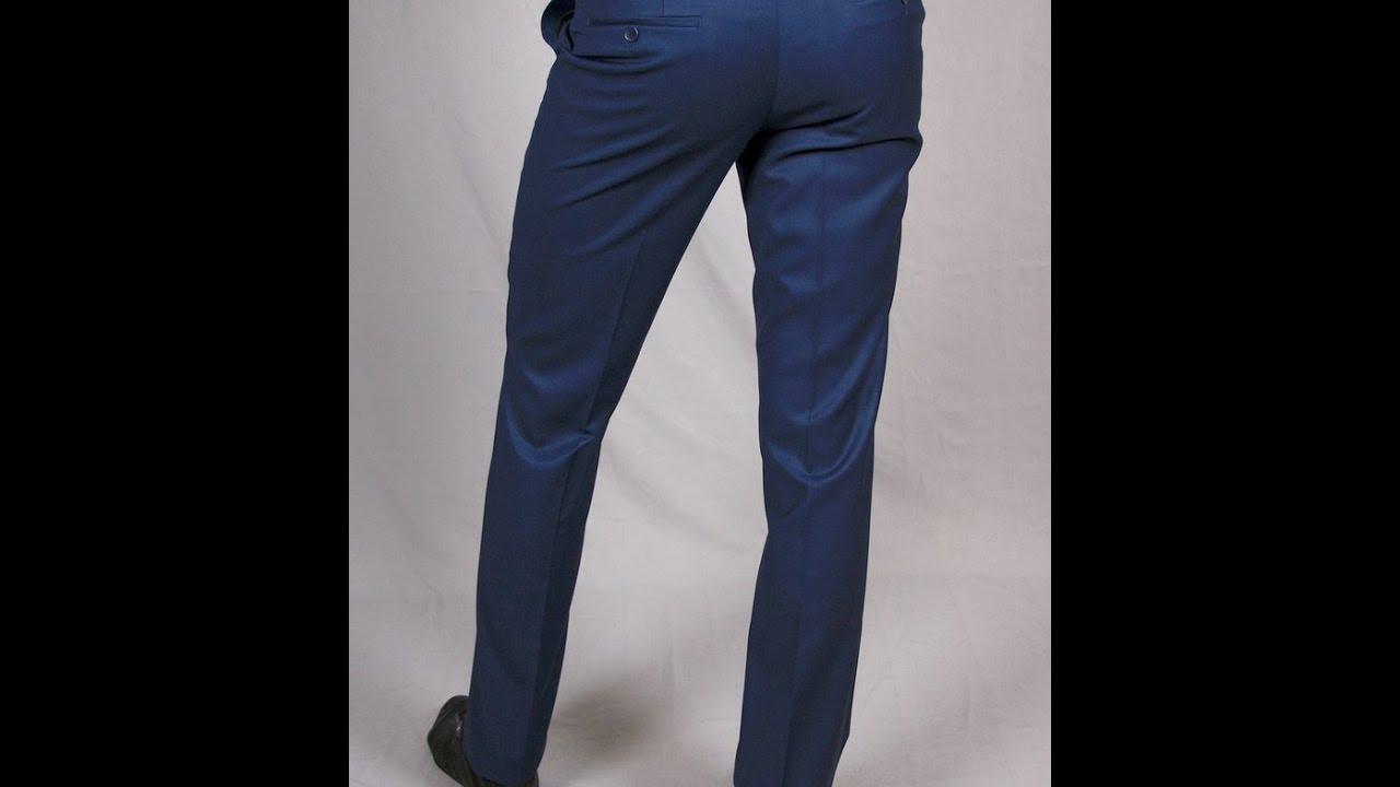 Как сделать шлевки на брюках 146