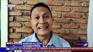 Mardani Tolak Rencana Menempatkan Perwira TNI-Polri Sebagai Penjabat Kepala Daerah