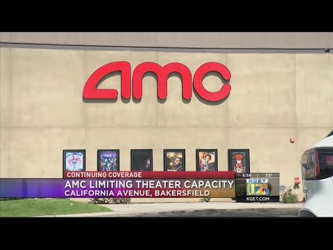 AMC Theatres To Cut Seating Capacity At Its Theaters By Half Due To Coronavirus