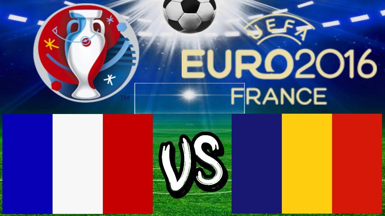 Frankreich-Rumänien