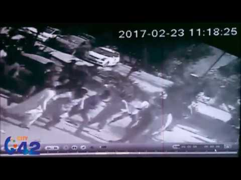 City 42 Obtains CCTV Footage Of Lahore DHA Blast