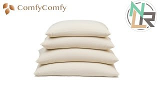 The Ultimate Sustainable Pillow? | Comfy Comfy Pillow