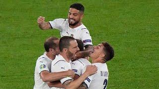 Euro 2020, l'Italia travolge la Turchia 3-0: su Twitter la gioia social dei tifosi azzurri