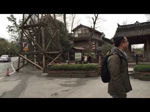 Huanglongxi Ancient Town (Chengdu) - Sichuan - China (1)