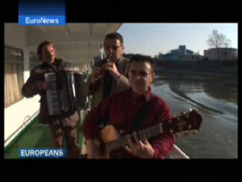 Danube Music Festival 2007 - Euronews Tv report