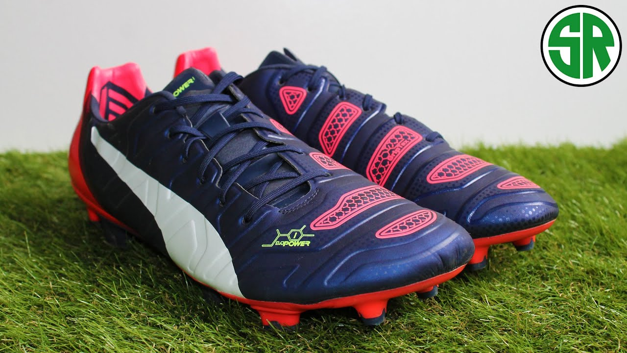 9061fe24f Puma evoPOWER 1.2 - Fabregas & Balotelli's new 2015 Cleats - YouTube