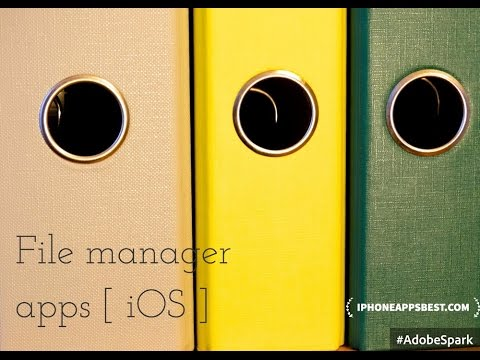 Best File Manager Apps For Ipad And Iphone You Can Download For Free