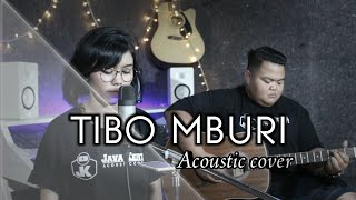 Download Mp3 Tibo Mburi - Cover Anita Conan  Java Kerta  Akustik Live