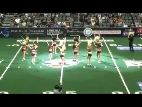 Arizona Rattlers Dancers - Gibberish