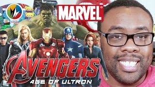 AVENGERS Age of Ultron and Marvel Cinematic Universe - Catching Up with Andre