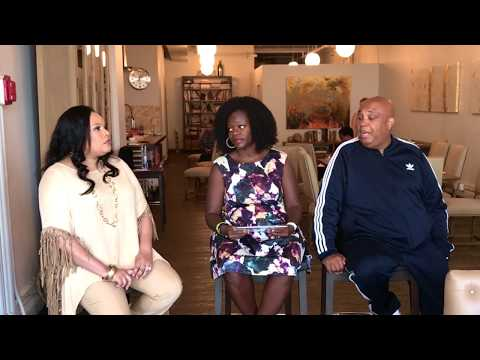 Rev Run & Wife Justine Chat About Diabetes, Healthy Living & Novo Nordisk Ambassadorship