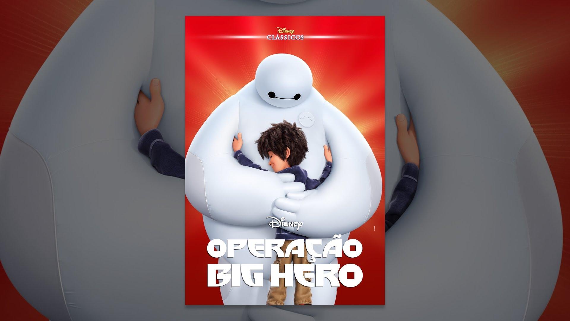 Operação Big Hero (Dublado) - YouTube