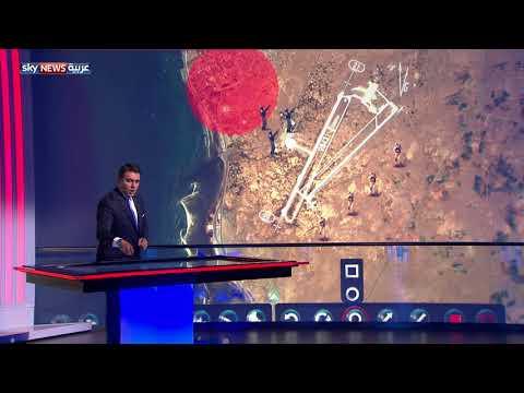 خريطة توضح ما يجري على أرض الحديدة  - نشر قبل 5 ساعة
