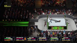 The Rise of Arkangel #11 Money In the bank .